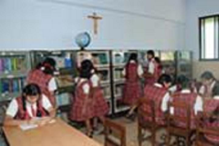 Carmel of St  Joseph High School-Library