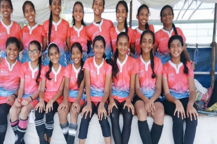 Carmel of St  Joseph High School-Sports Team