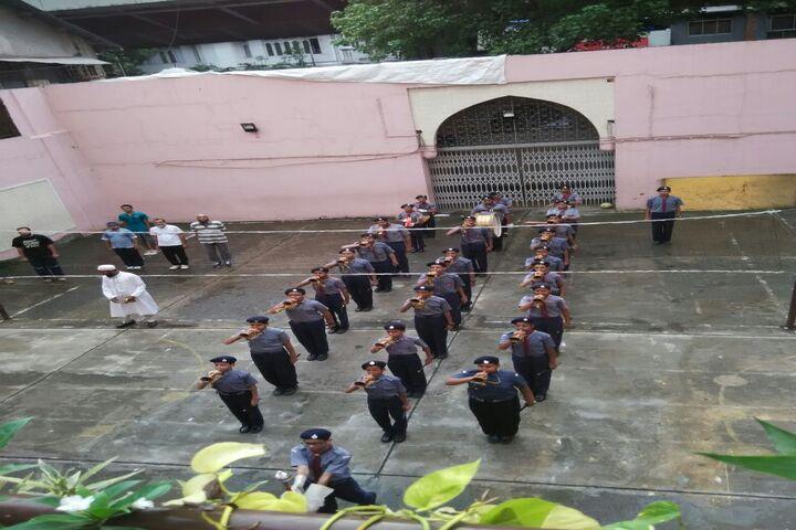 Saifi High School-Assembly