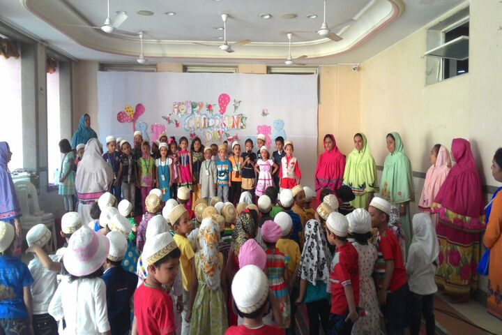 Saifi High School-Childrens Day