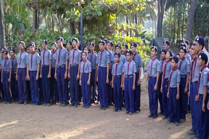 Saifi High School-Scouts