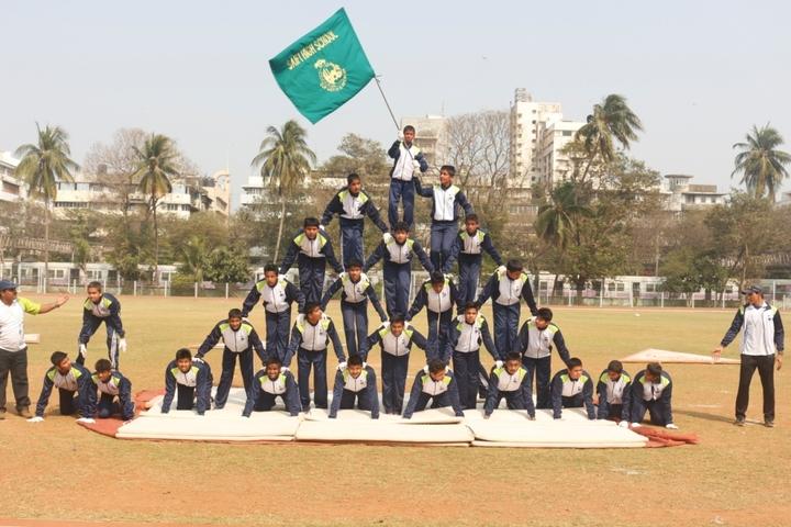 Saifi High School-Sports Day Arthritic Meet