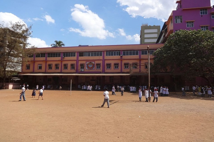 Chembur English High School-Play Ground
