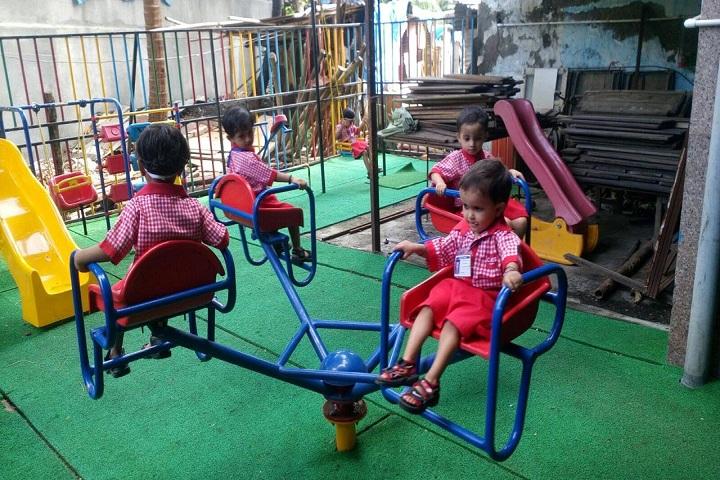 Chembur Karnataka High School-Kids Park