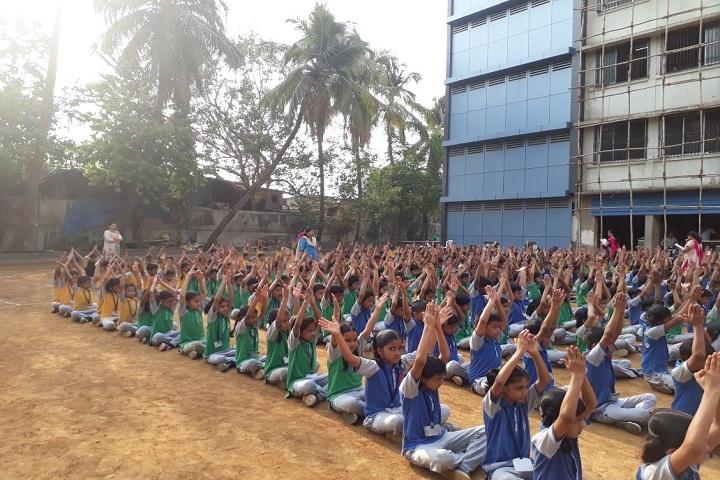 Chembur Karnataka High School-Yoga