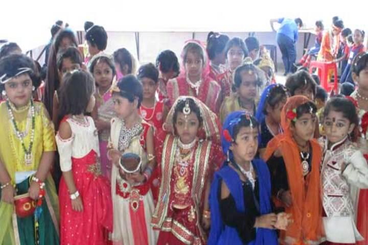 Intelligent Public School-Festival Celebration