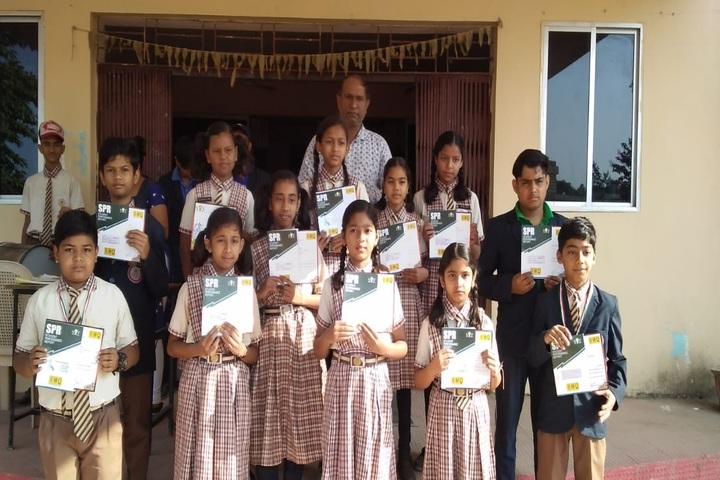 Intelligent Public School-Prize Distribution