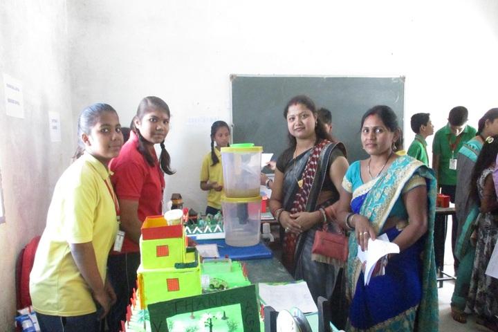 Intelligent Public School-Science Exhibition