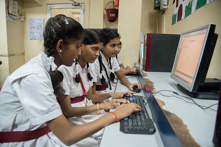 Marwari Vidyalaya High School-Computer Lab