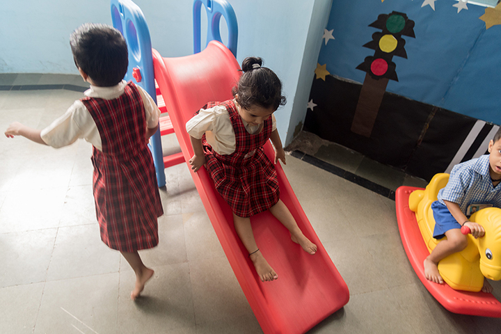 Marwari Vidyalaya High School-Kindergaten