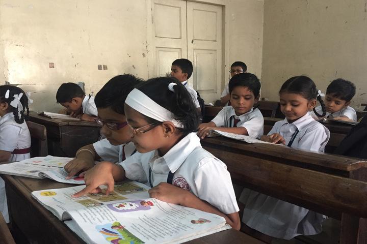 Marwari Vidyalaya High School-Library