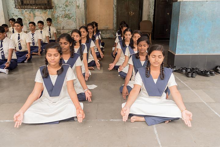 Marwari Vidyalaya High School-Yoga