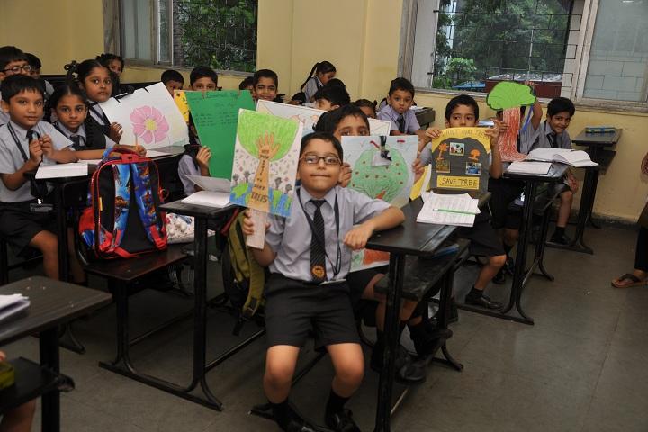 Children Welfare Centre High School-Class Room