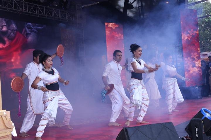 Children Welfare Centre High School-Dance