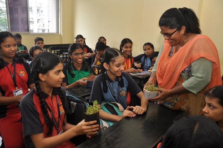 Children Welfare Centre High School-Tree Plantation
