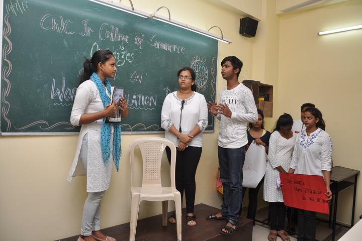 Children Welfare Centre High School-World Population Day