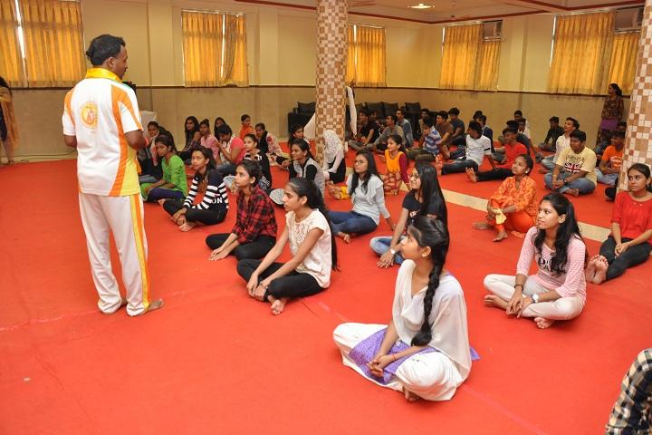 Children Welfare Centre High School-Yoga