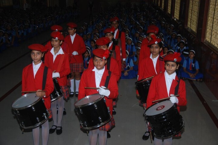 Mary Immaculate Girls High School- Band Day