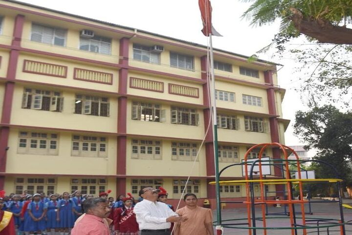 Mary Immaculate Girls High School-Republic Day