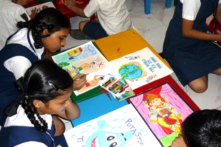 Matunga Premier School- Art Room