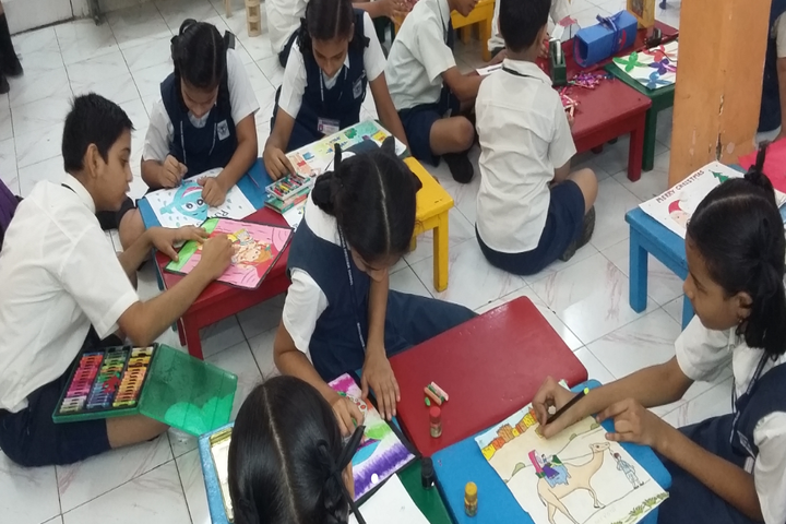 Matunga Premier School-Art and Craft