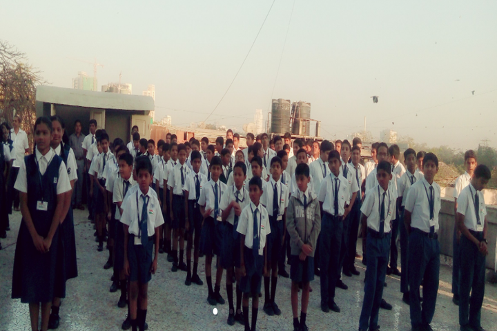 Matunga Premier School-Assembly