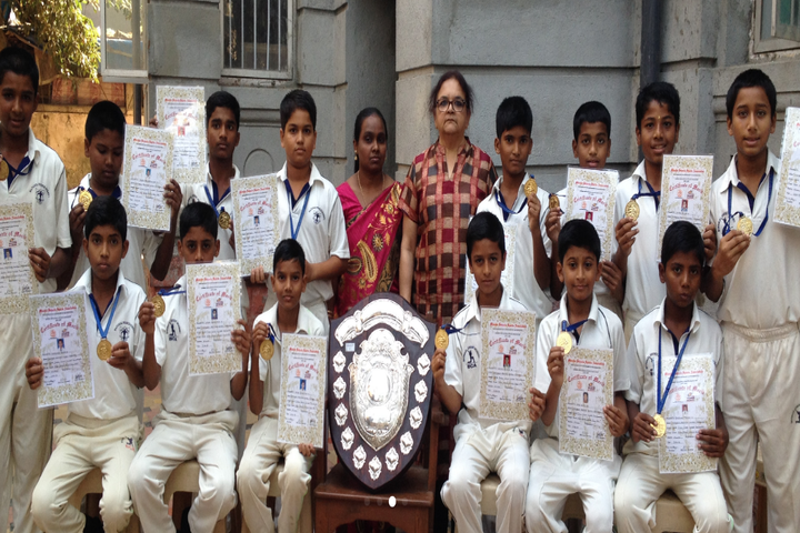 Matunga Premier School-Prize Distribition