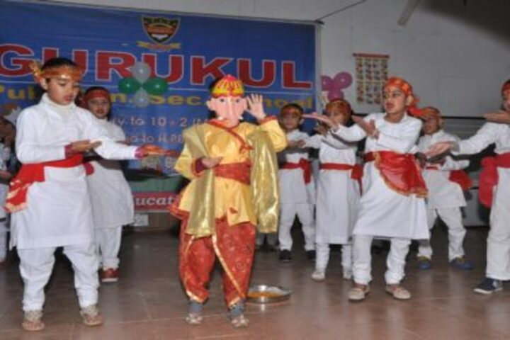 Gurukul Public Senior Secondary School-Event
