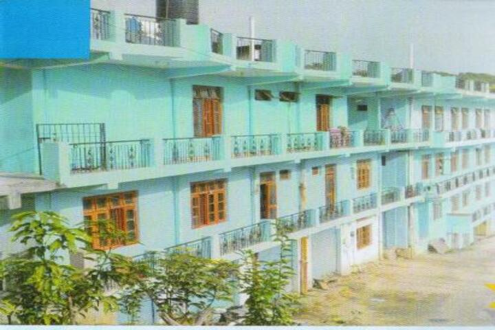 Gurukul Public Senior Secondary School-School Building