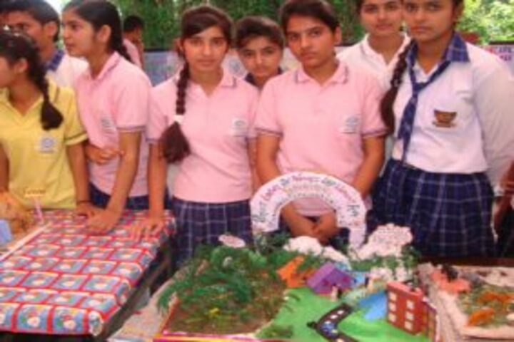 Gurukul Public Senior Secondary School-School Exhibition
