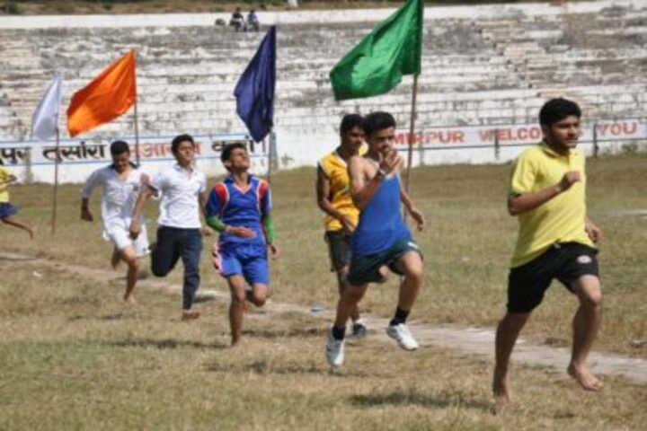 Gurukul Public Senior Secondary School-Sports Meet