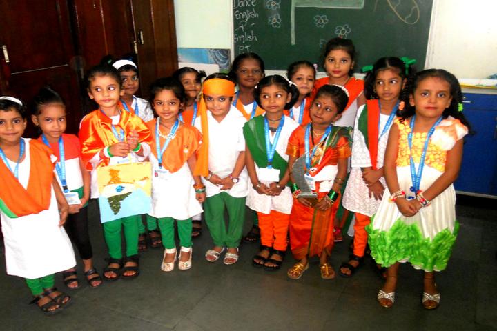 M K N Bhatia High School and Junior College- Republic Day