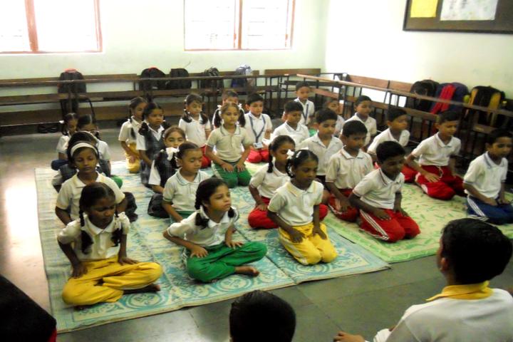 M K N Bhatia High School and Junior College-Yoga