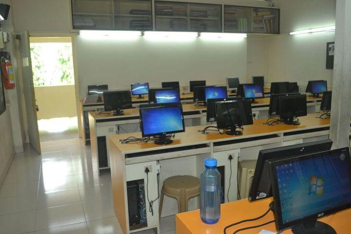MP Shah English High School-Computer Lab