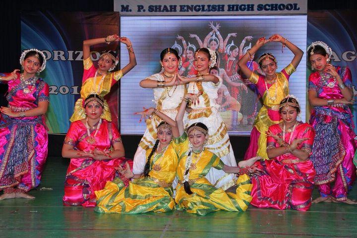 MP Shah English High School-Dance