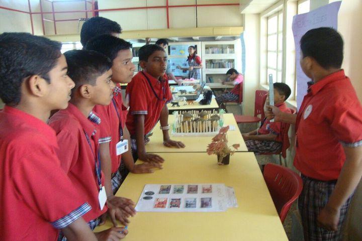 MP Shah English High School-School Exhibition