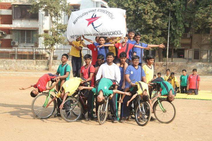 MP Shah English High School-Sport Day