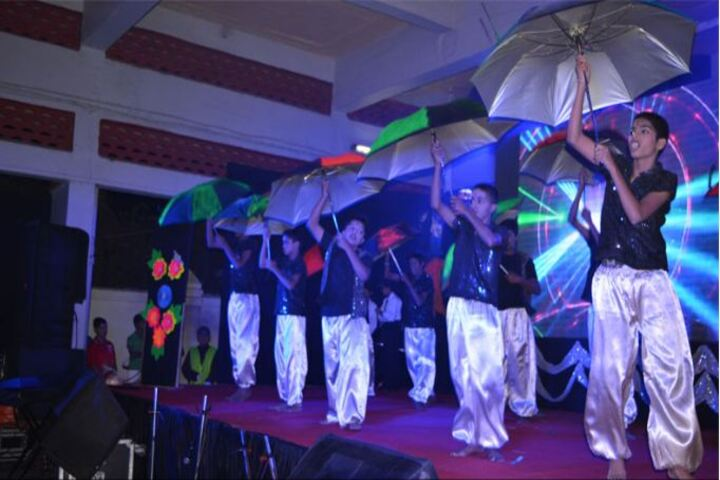 Our Lady of Salvation High School-Annual Day