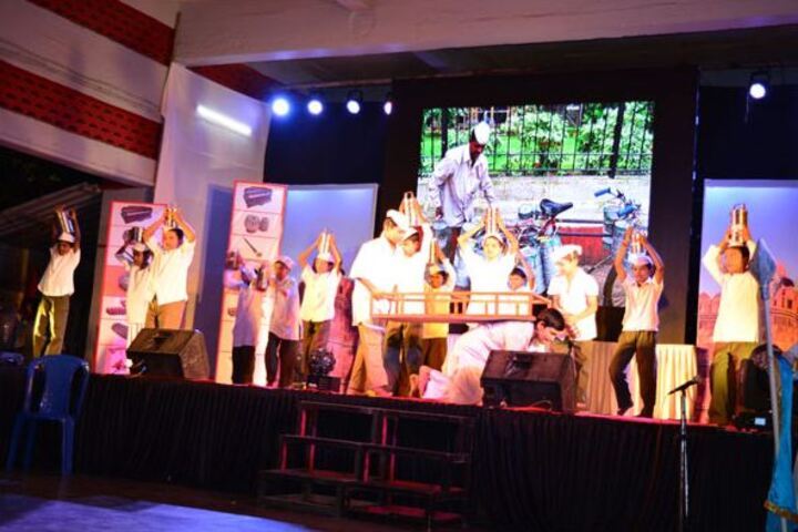 Our Lady of Salvation High School-Cultural Activities