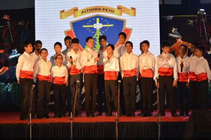 Our Lady of Salvation High School-Cultural Event