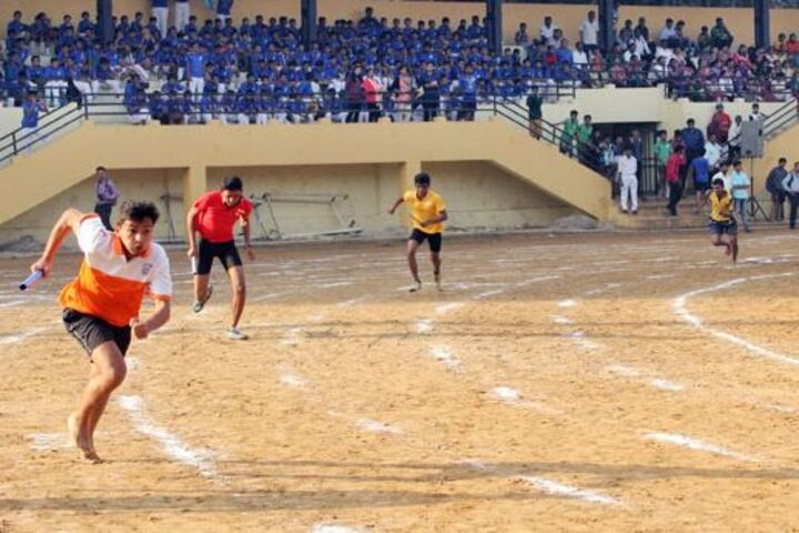 Our Lady of Salvation High School-Sports Day