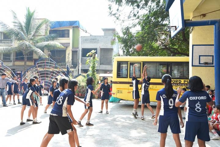 Oxford Public School-Basketball