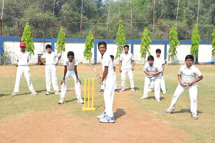 Oxford Public School-Cricket