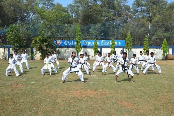 Oxford Public School-Karate