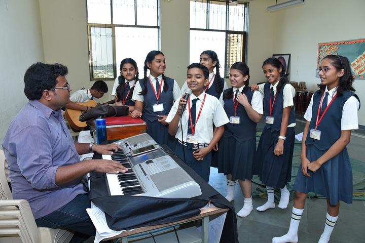 Oxford Public School-Music Room
