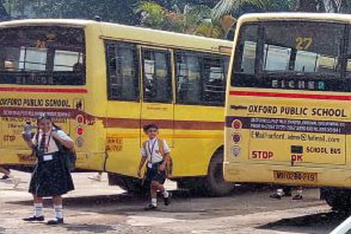 Oxford Public School-Transport