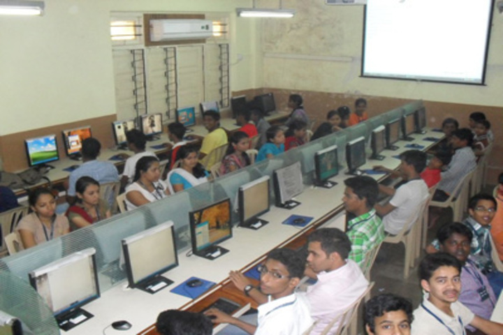 Pal Rajendra English High School-Computer Lab