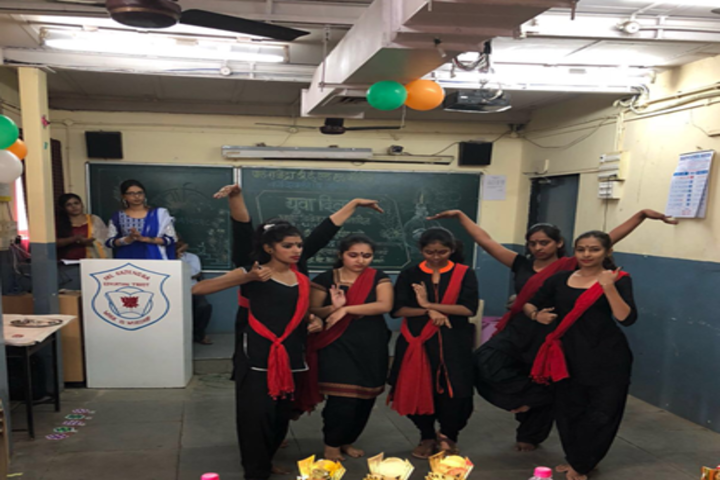 Pal Rajendra English High School-Dance