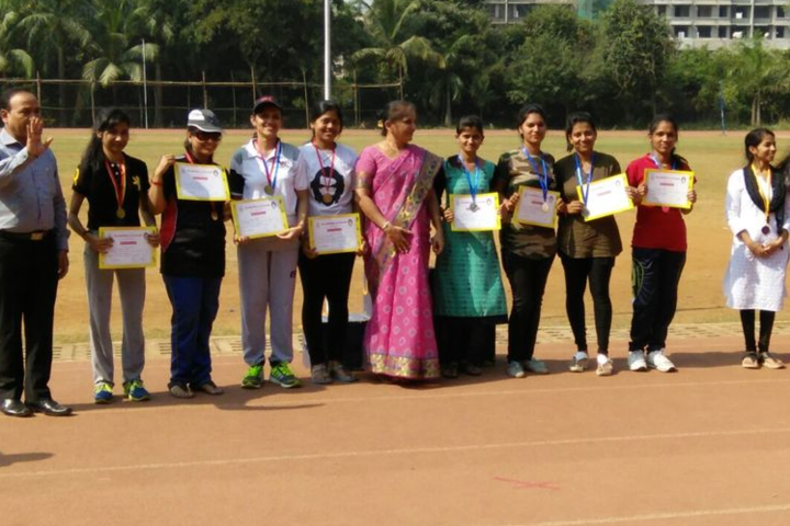 Pal Rajendra English High School-Sports Winners