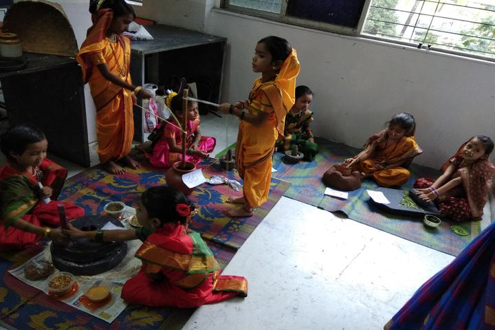 Dnyanweshwari Vidyalaya English Medium School- Exhibition